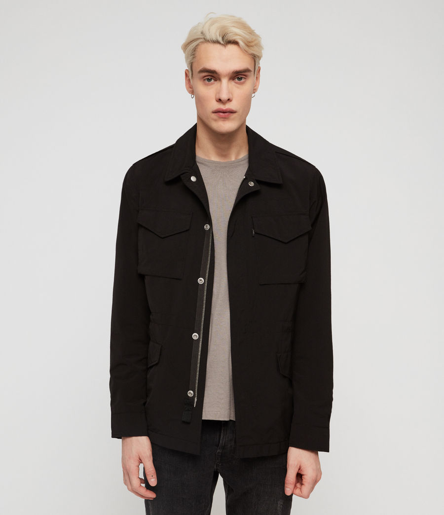 Mens Mains Jacket (black) - Image 2