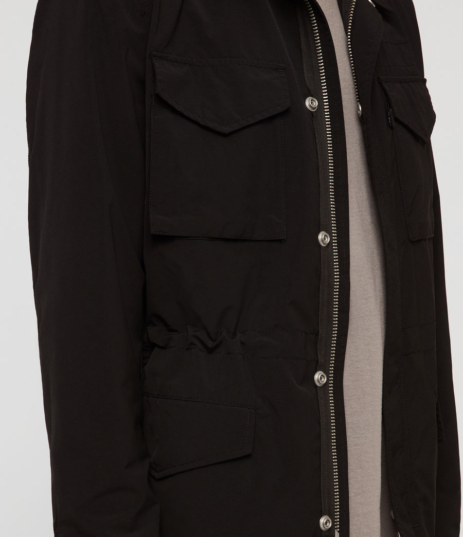 Mens Mains Jacket (black) - Image 4