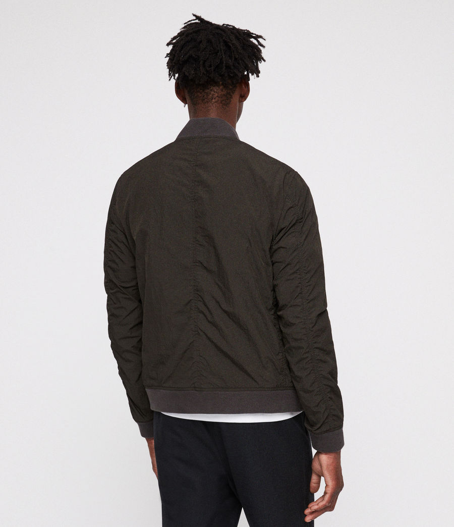 Uomo Fleet Bomber Jacket (shadow_khaki_green) - Image 4