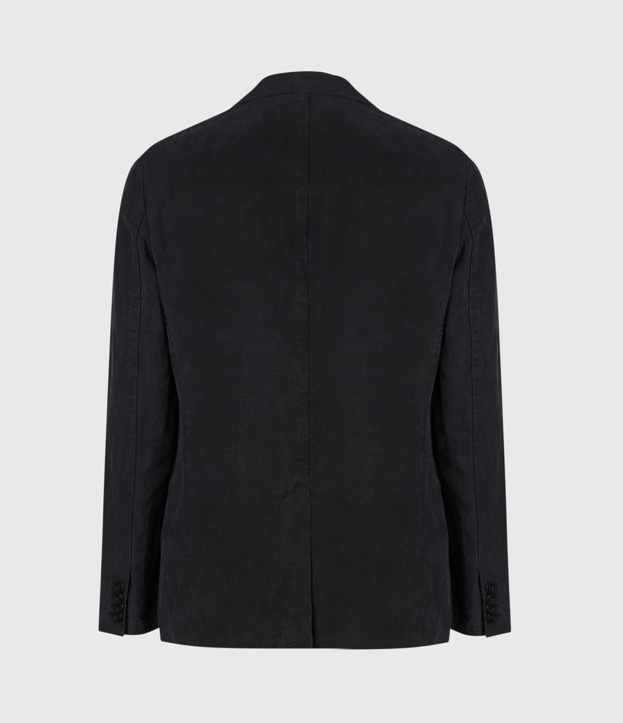 Hommes Blazer Vaga (washed_black) - Image 2