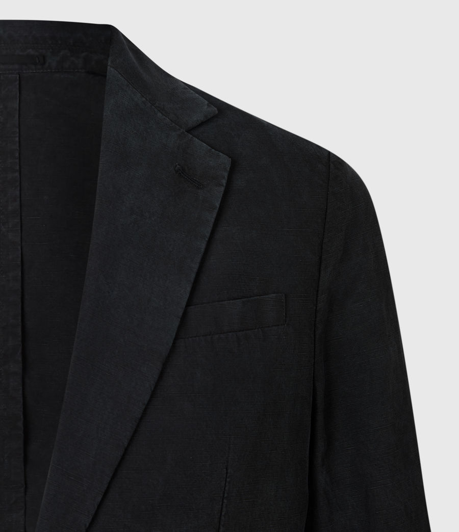 Hommes Blazer Vaga (washed_black) - Image 5