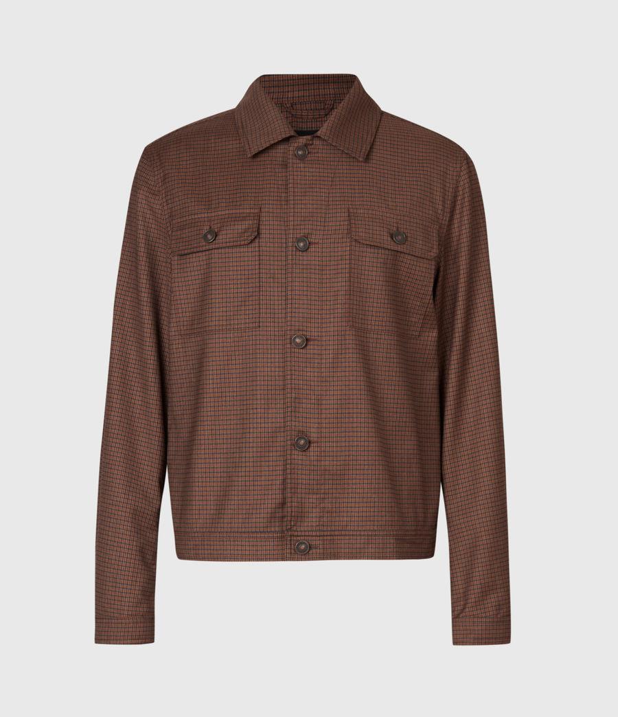 Men's Arlo Wool-Blend Jacket (tan) - Image 2