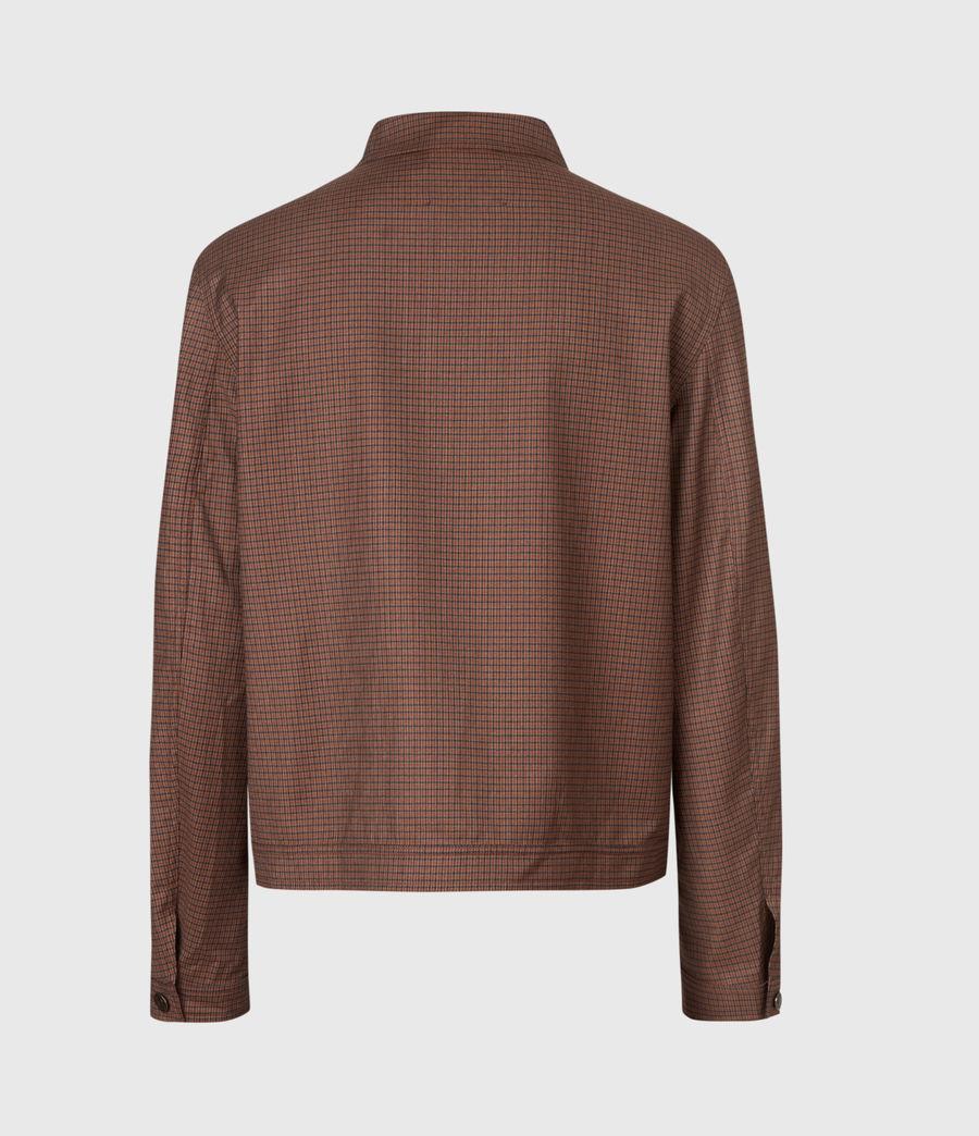 Men's Arlo Wool-Blend Jacket (tan) - Image 3