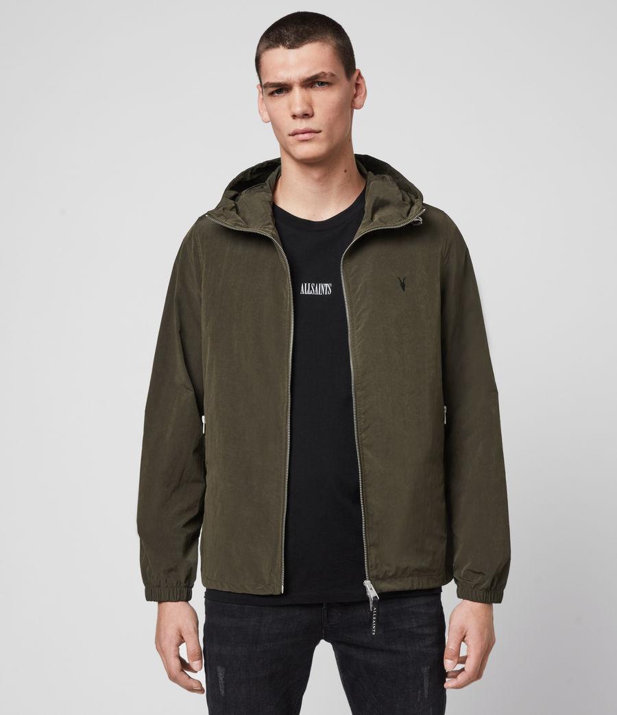 Hombre Fursdon Jacket (khaki) - Image 1