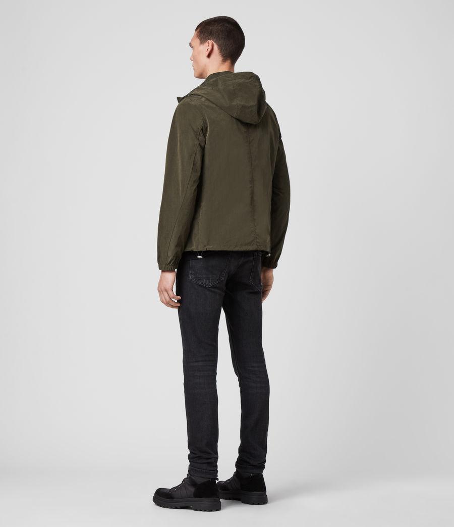 Hombre Fursdon Jacket (khaki) - Image 6