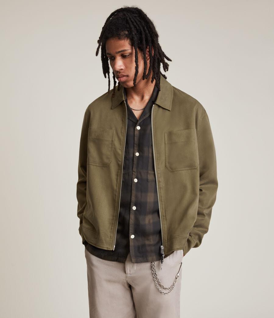 Men's Wake Jacket (faded_khaki) - Image 2