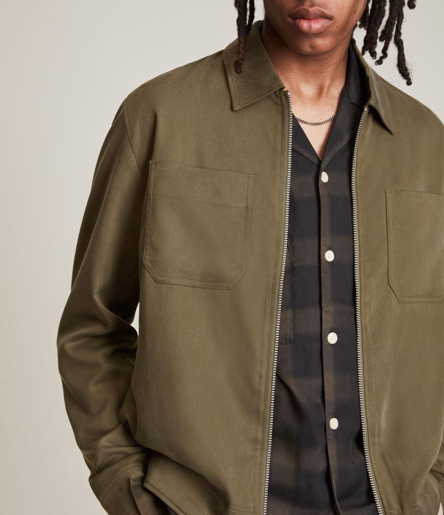 Men's Wake Jacket (faded_khaki) - Image 3