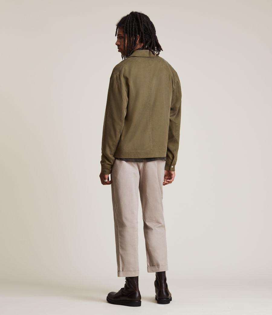 Men's Wake Jacket (faded_khaki) - Image 5