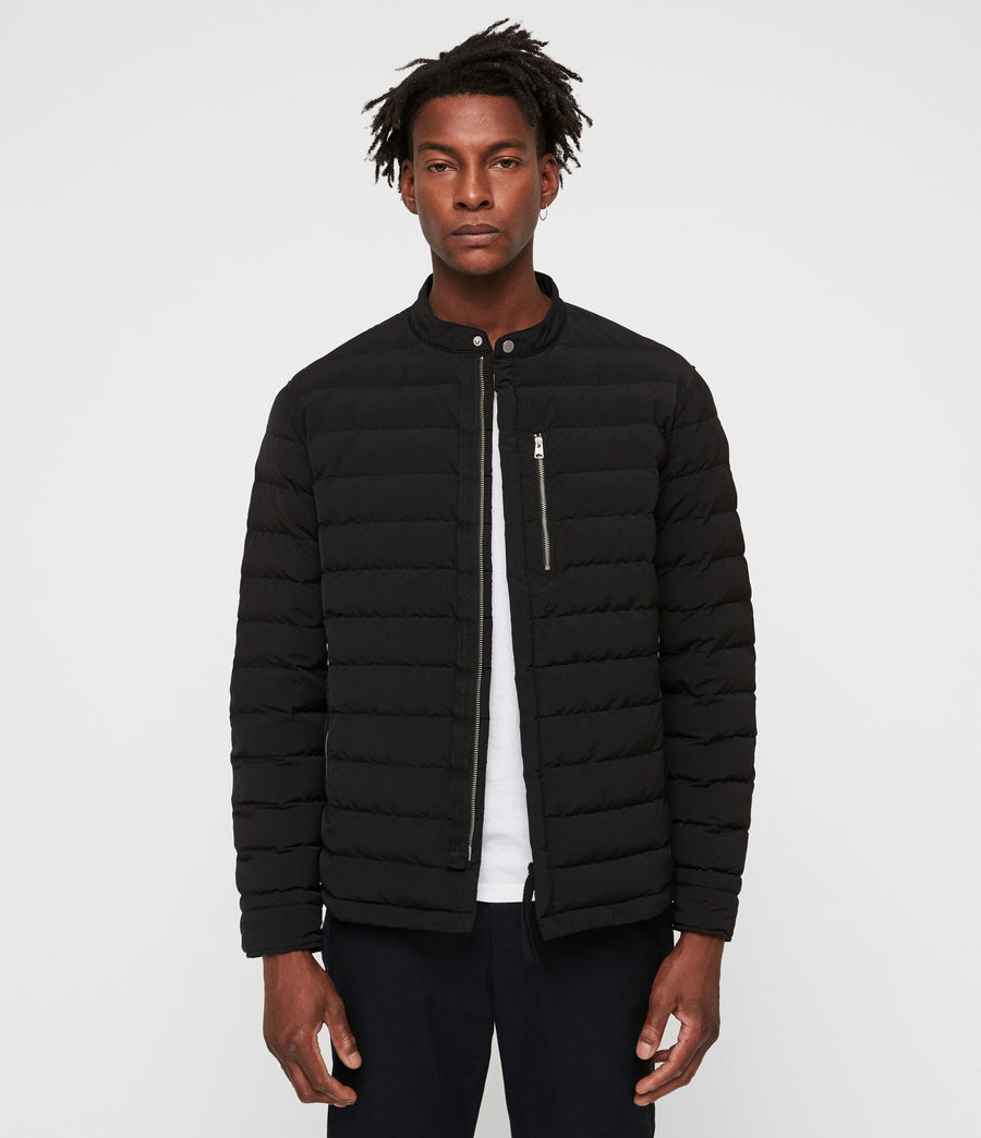 Men's Okuno Jacket (black) - Image 1
