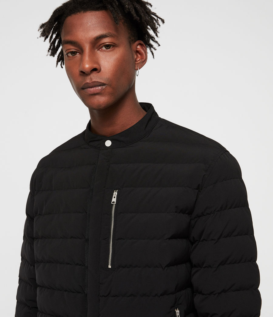 Men's Okuno Jacket (black) - Image 2