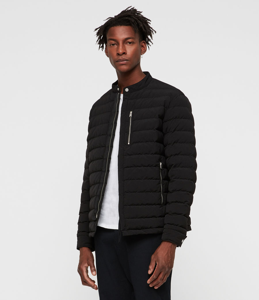 Men's Okuno Jacket (black) - Image 3