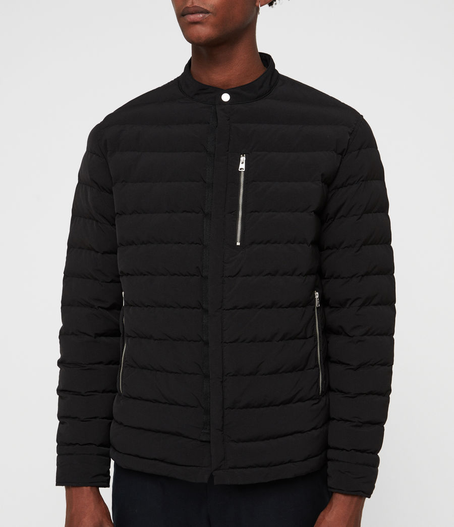 Men's Okuno Jacket (black) - Image 4