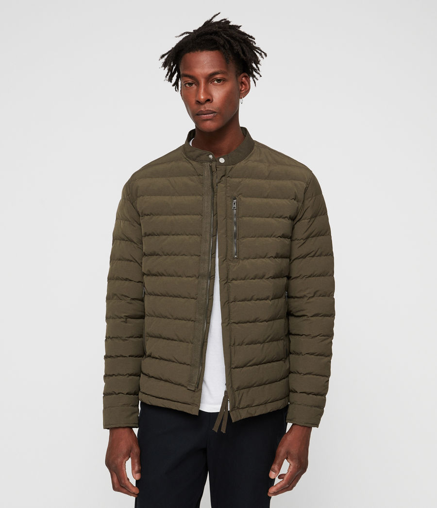 Men's Okuno Jacket (desert_khaki_green) - Image 1