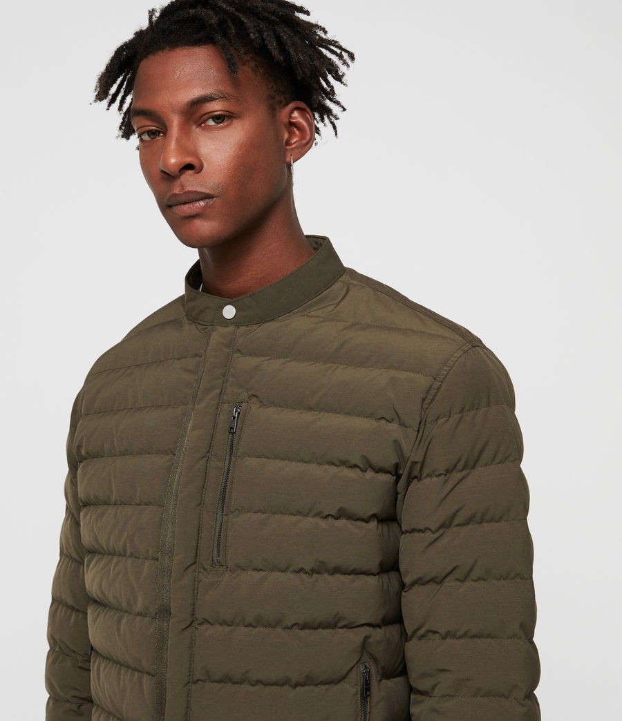 Men's Okuno Jacket (desert_khaki_green) - Image 2