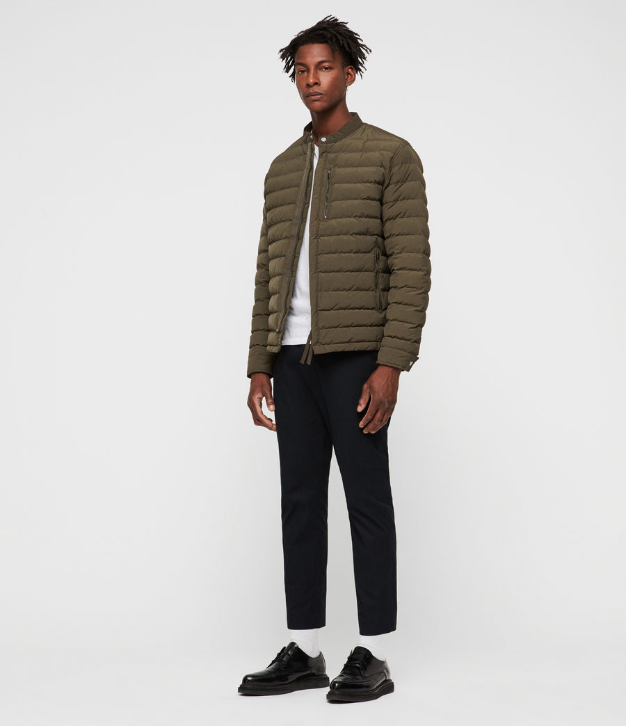 Men's Okuno Jacket (desert_khaki_green) - Image 3