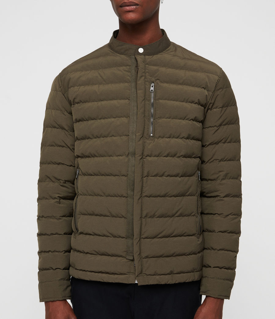 Men's Okuno Jacket (desert_khaki_green) - Image 4
