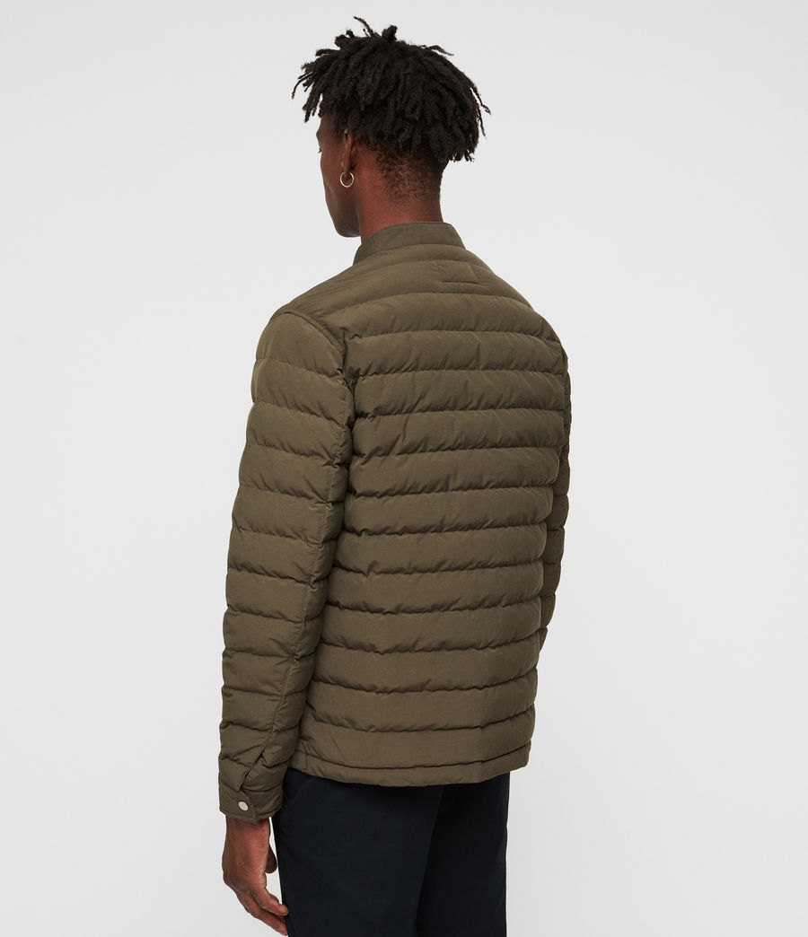 Men's Okuno Jacket (desert_khaki_green) - Image 5