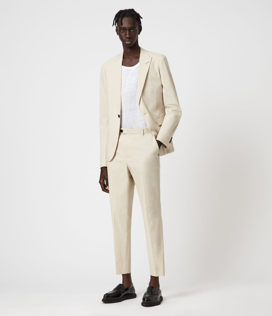 Men's Havelock Blazer (light_stone) - Image 6