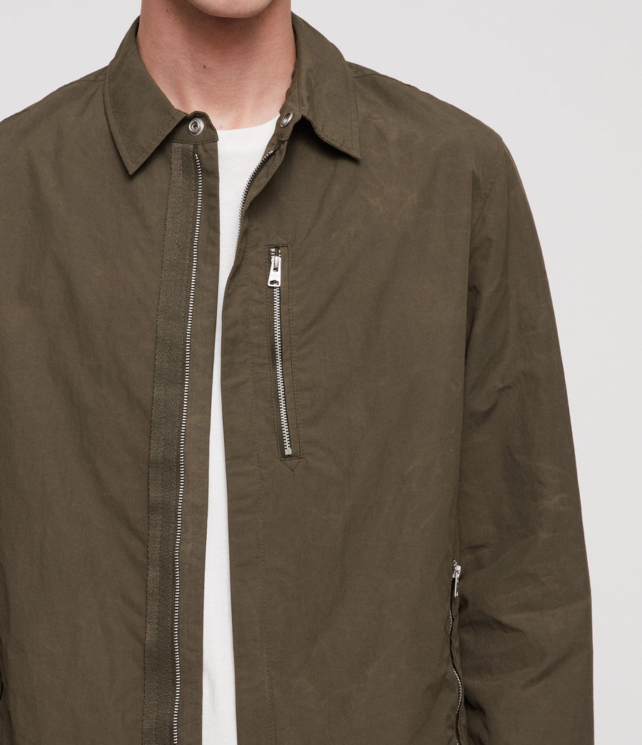 Men's Tama Jacket (desert_khaki_green) - Image 2