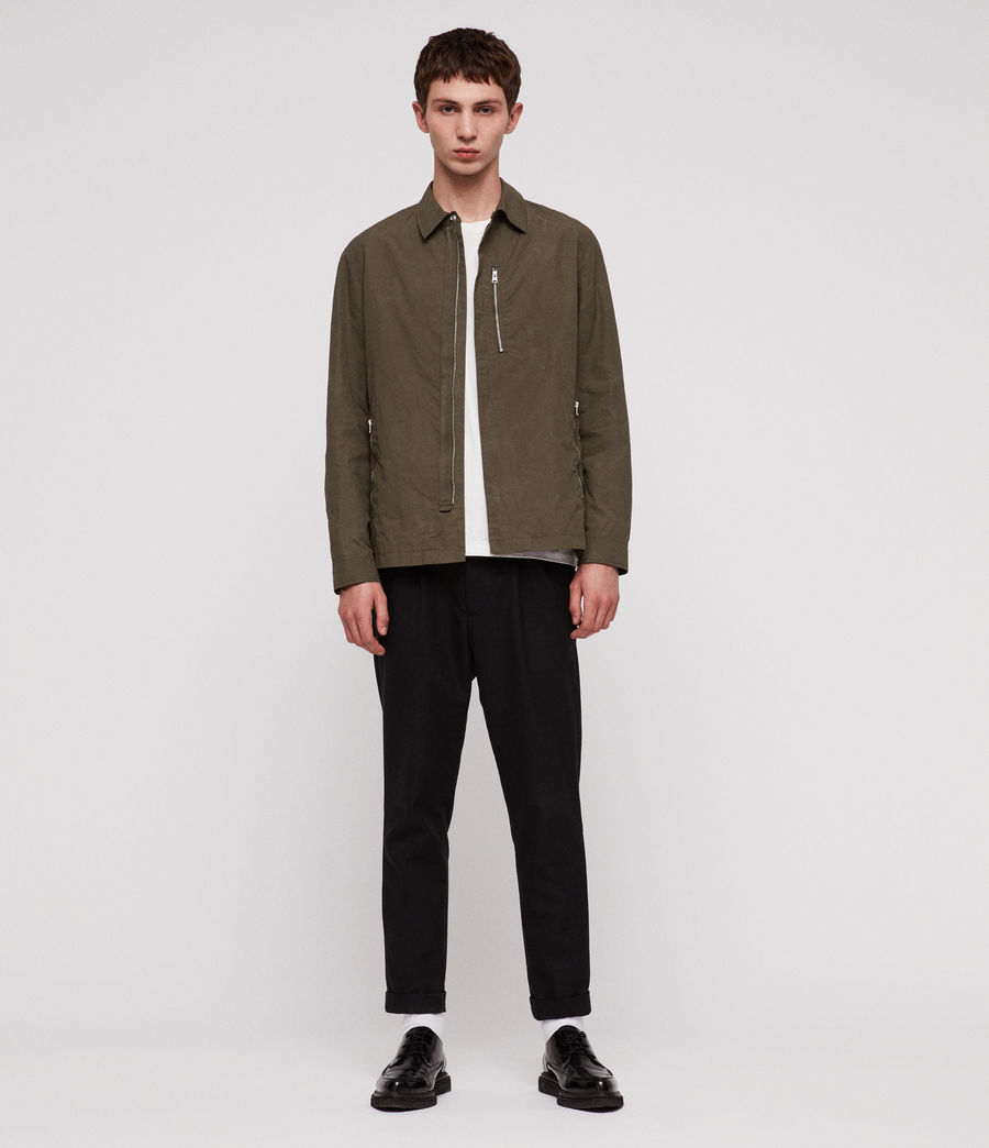 Men's Tama Jacket (desert_khaki_green) - Image 3