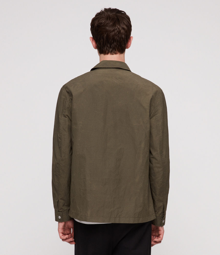 Men's Tama Jacket (desert_khaki_green) - Image 4