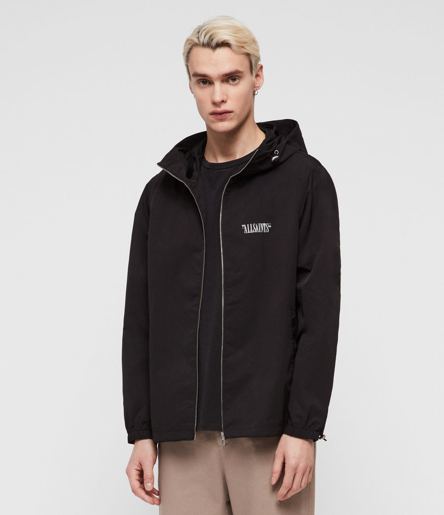 Mens Craze Jacket (black) - Image 2