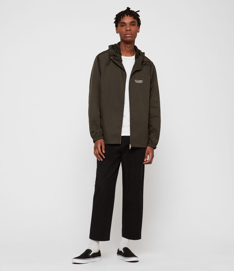 Mens Craze Jacket (shadow_khaki_green) - Image 1