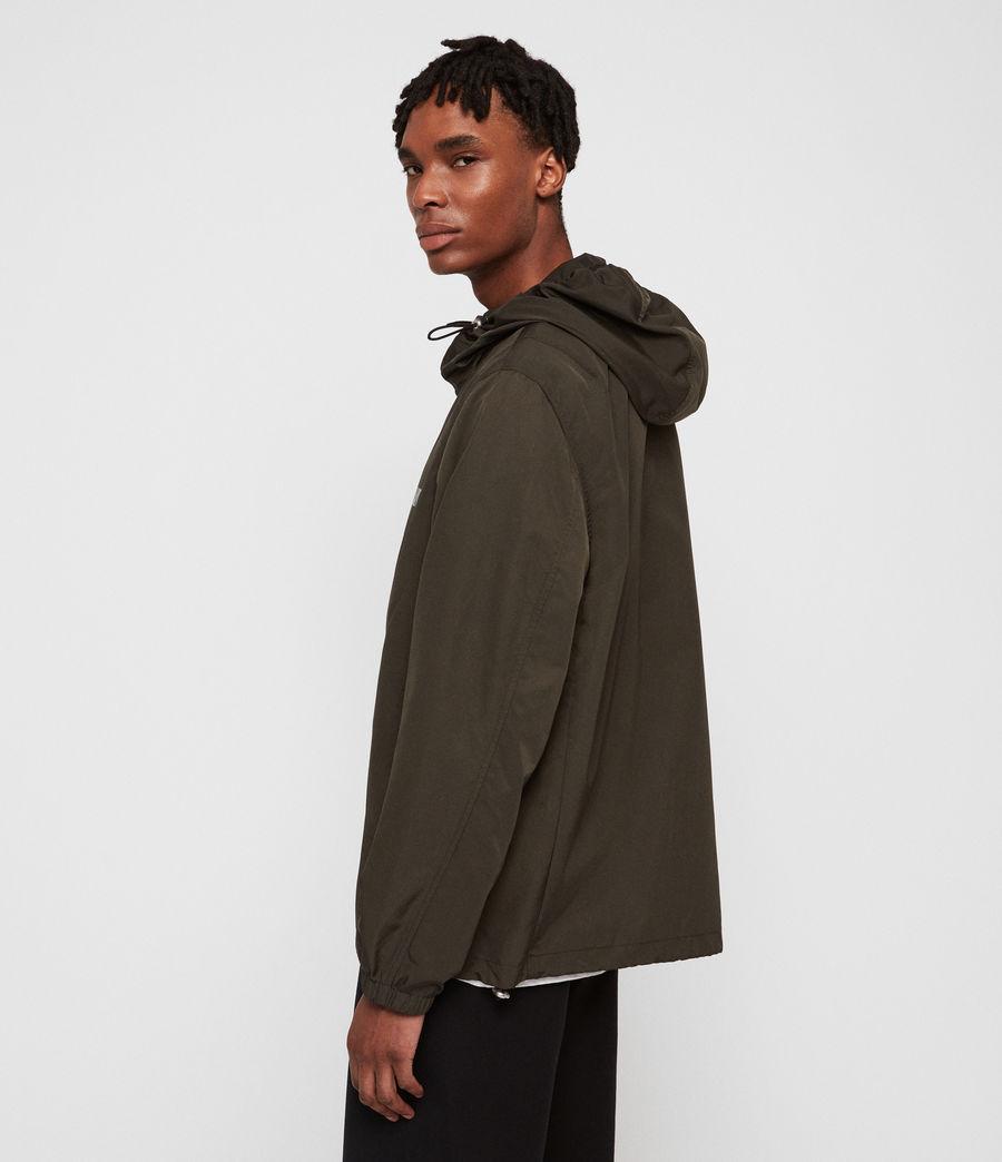 Mens Craze Jacket (shadow_khaki_green) - Image 3