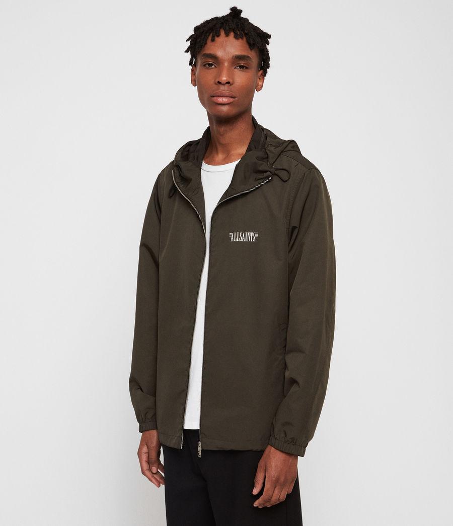 Mens Craze Jacket (shadow_khaki_green) - Image 5