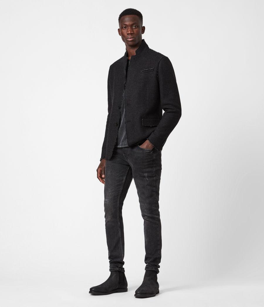 Men's Tolcis Blazer (black) - Image 4
