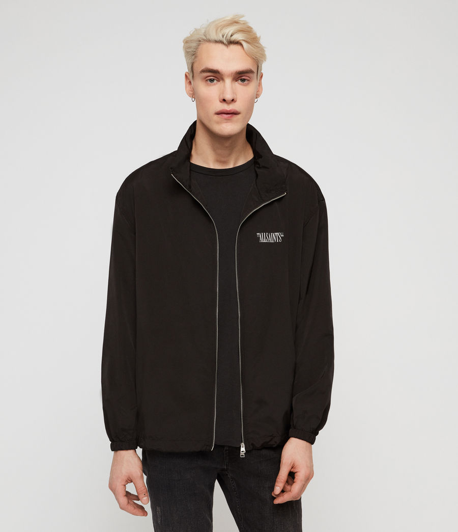 Men's Kirk Jacket (black) - Image 1