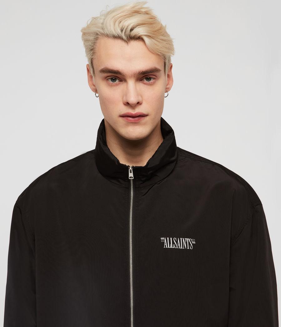 Men's Kirk Jacket (black) - Image 2