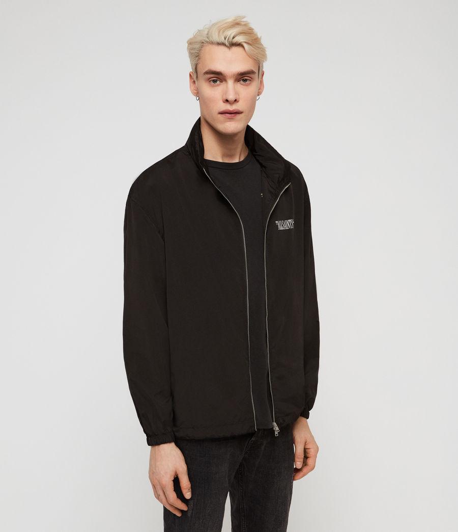 Men's Kirk Jacket (black) - Image 4