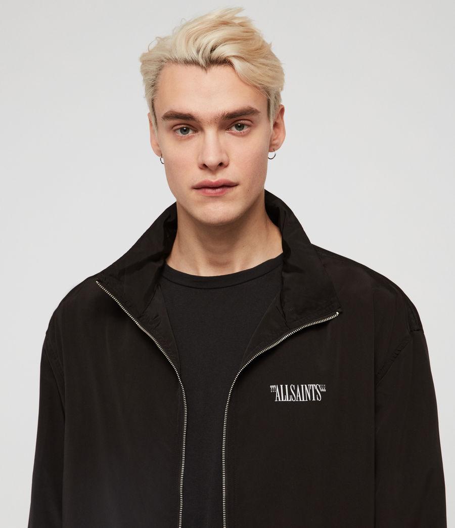 Men's Kirk Jacket (black) - Image 5