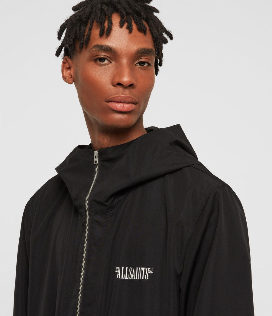 Men's Colville Parka (black) - Image 3