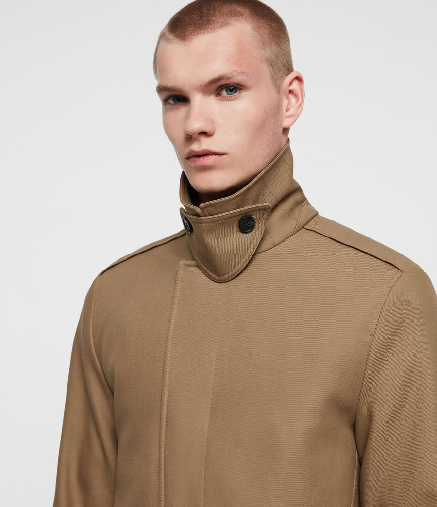Men's Apsley Mac (sand_brown) - Image 3