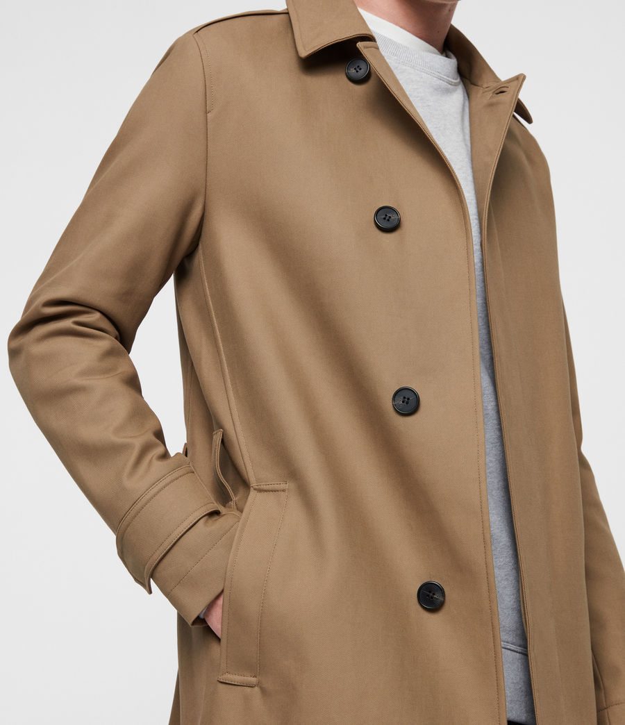 Men's Apsley Mac (sand_brown) - Image 6