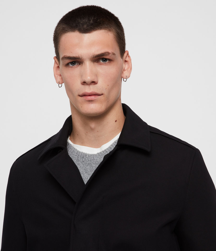 Uomo Trench Apsley (black) - Image 3