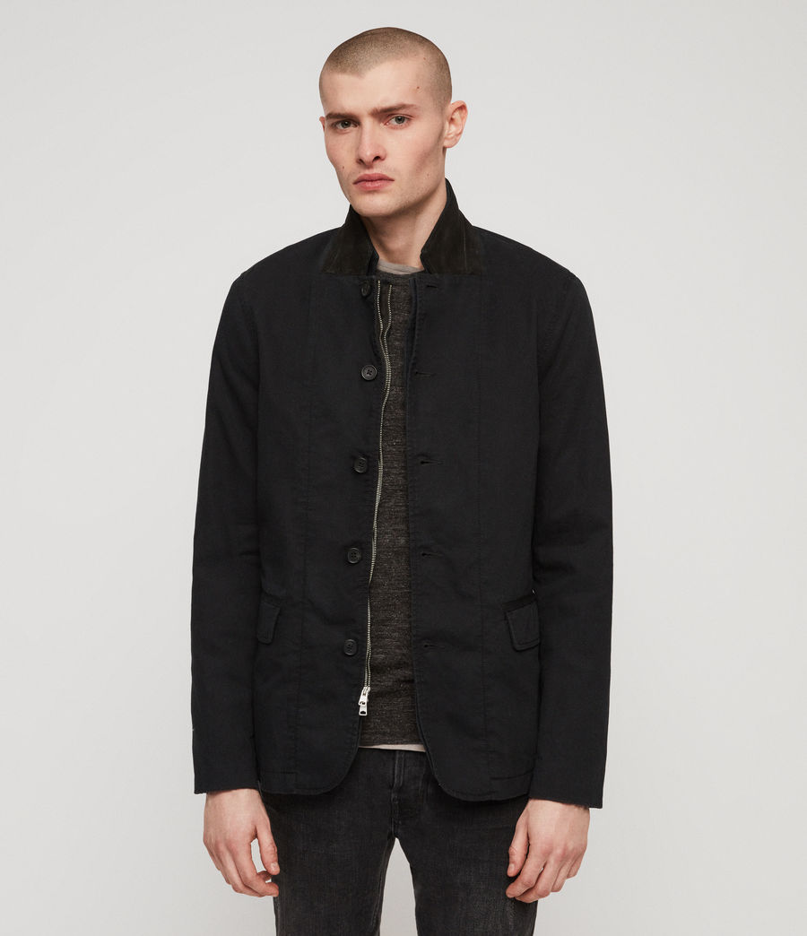 Mens Clymont Jacket (ink_navy) - Image 1