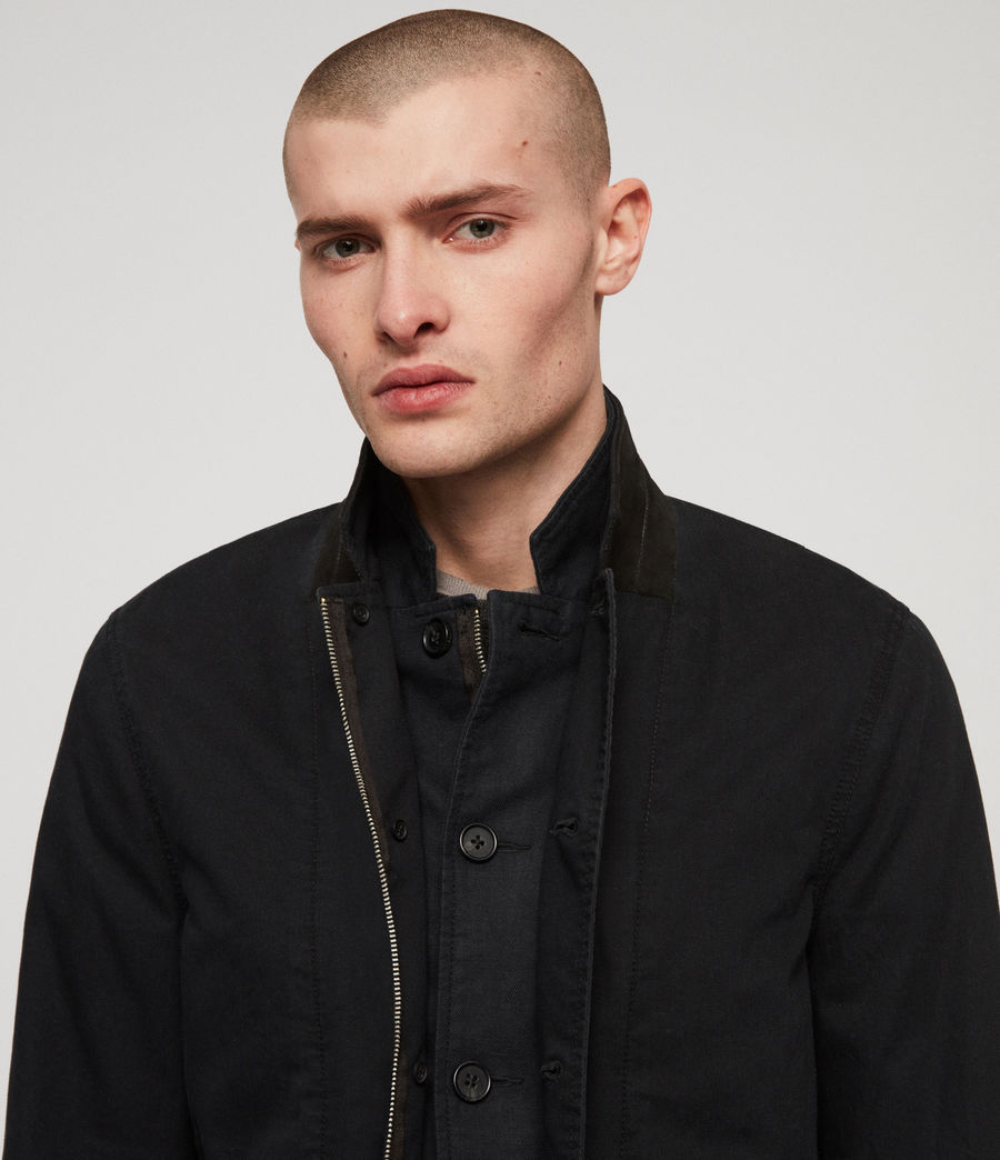 Mens Clymont Jacket (ink_navy) - Image 2