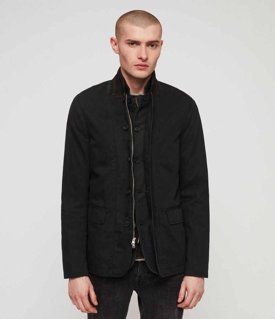 Mens Clymont Jacket (ink_navy) - Image 4