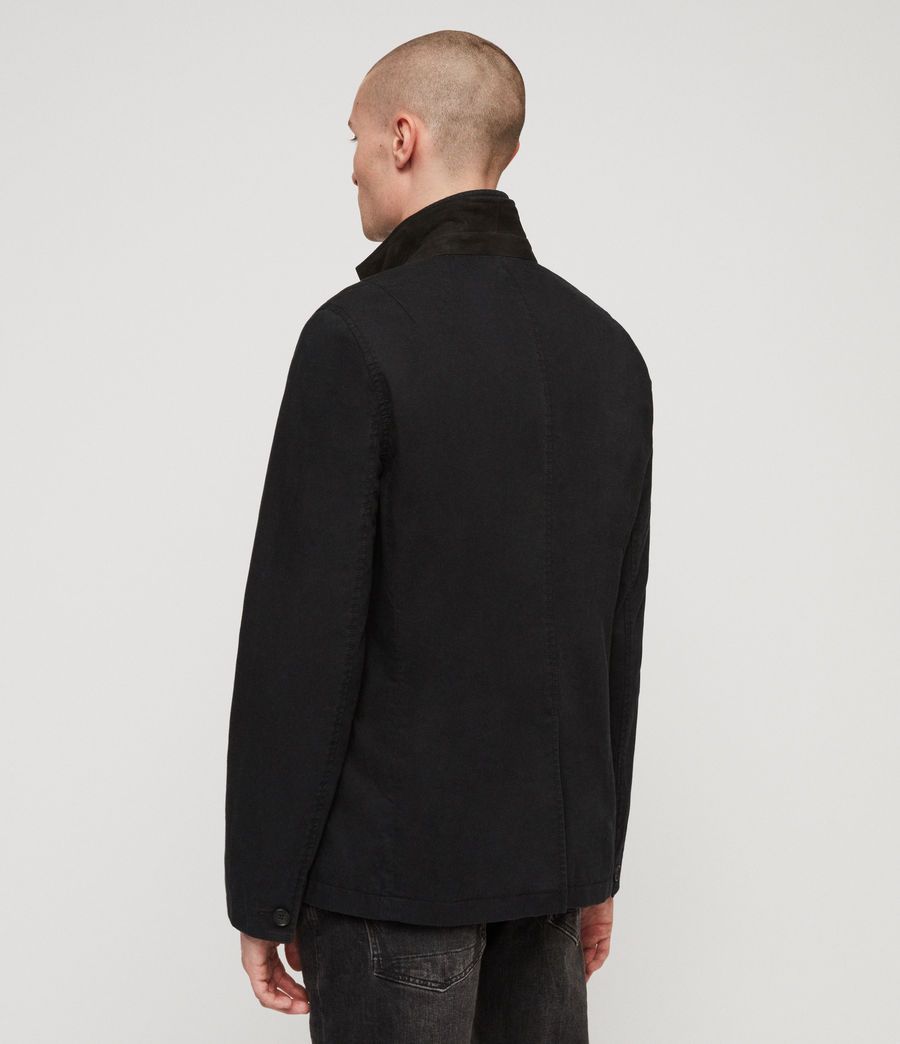 Mens Clymont Jacket (ink_navy) - Image 5