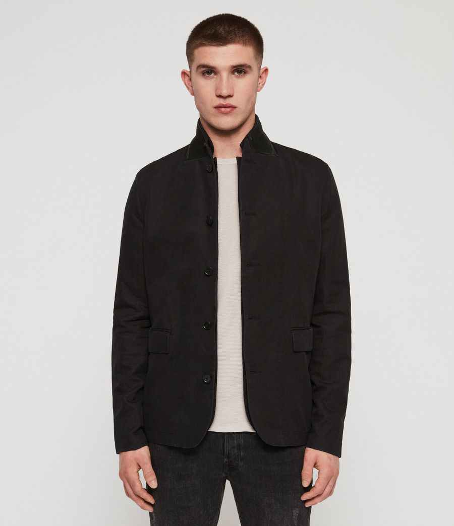 Men's Acklam Blazer (black) - Image 1