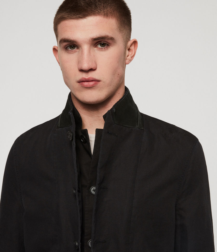 Men's Acklam Blazer (black) - Image 2