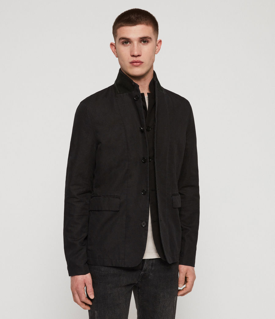 Men's Acklam Blazer (black) - Image 4