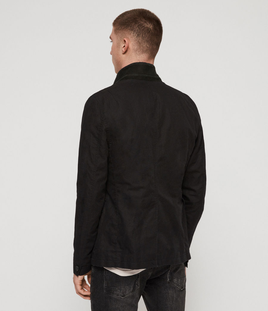 Men's Acklam Blazer (black) - Image 5