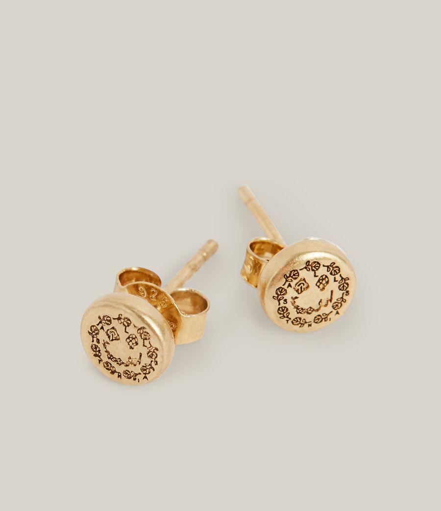 Men's Otis Earrings (warm_brass) - Image 1