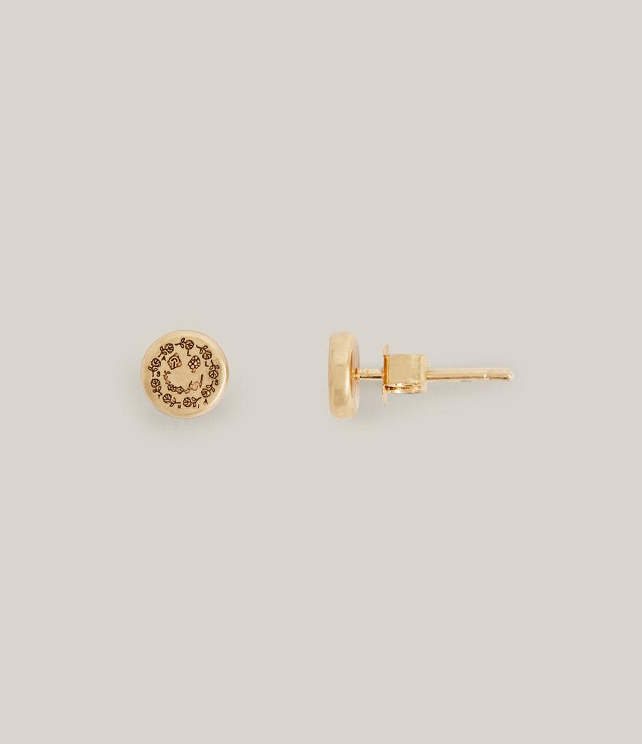 Men's Otis Earrings (warm_brass) - Image 3