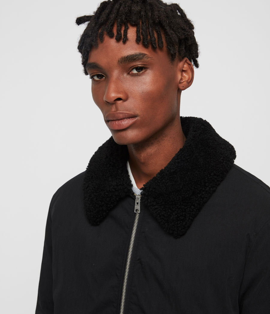 Men's Conway Jacket (black) - Image 2