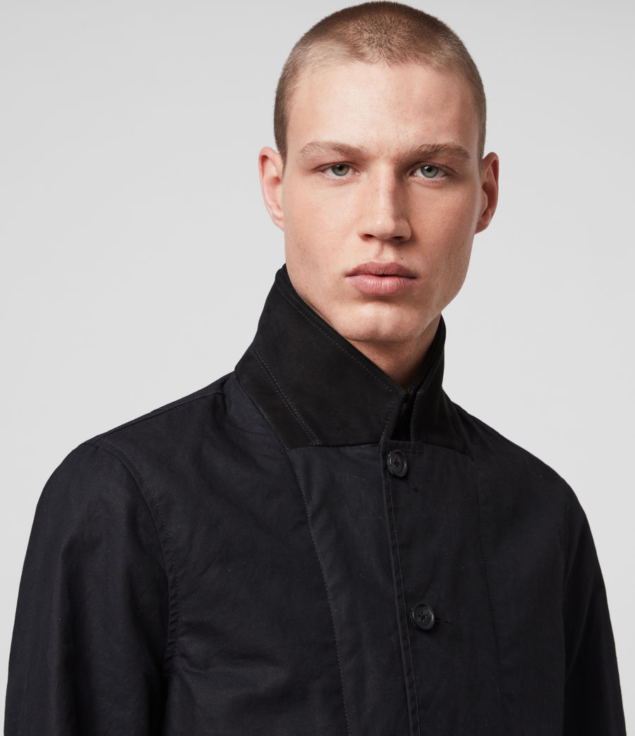 Mens Union Blazer (washed_black) - Image 5